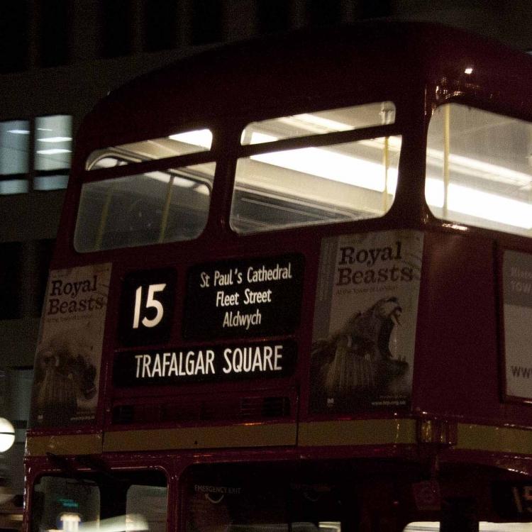 Transportes públicos  em Londres