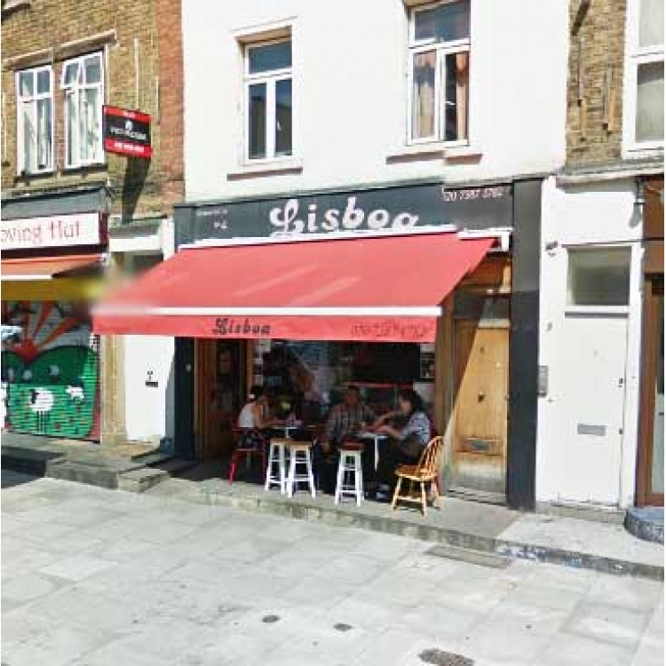 Lisboa Patisserie - Camden Town