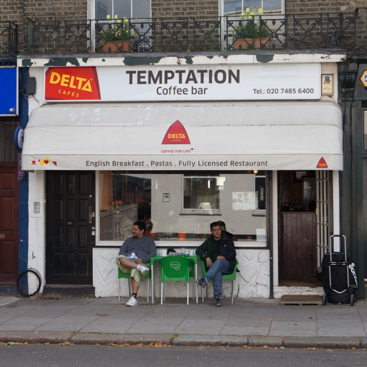 Temptation Coffee Bar